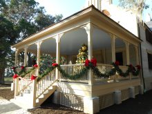 Historic Hollybourne Cottage Porch Restoration
