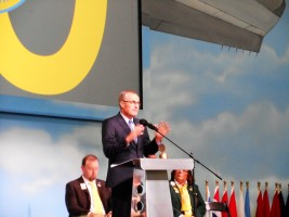 Lt. Governor Casey Cagle.