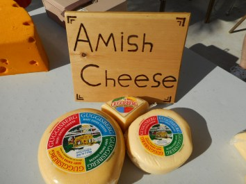Cheese options