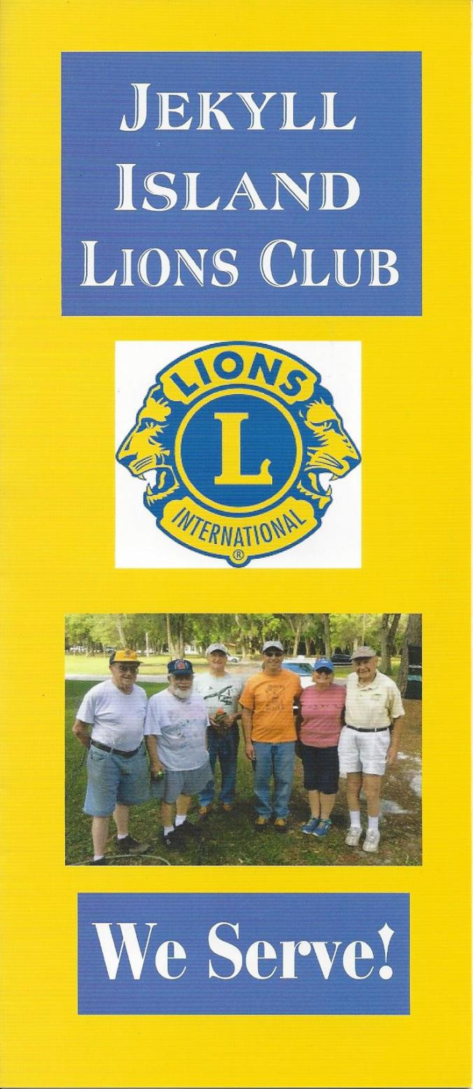 JI Lions Brochure